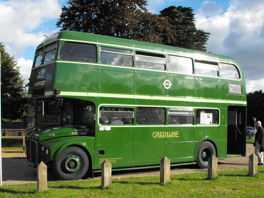 The World's Best Photos of greenline and routemaster ...