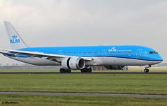 KLM royal Dutch Airlines 787-9 PH-BHH / AMS (RuWe71) Tags: klmroyaldutchairlines klklm koninklijkeluchtvaartmaatschappij theflyingdutchman airfranceklm klm boeing boeing787 b787 b789 b7879 boeing7879 boeing7879dreamliner dreamliner phbhh hh007 n1005s jasmijn jasmine amsterdamschiphol schiphol schipholairport amsterdamschipholairport schipholamsterdam ams eham planes airport aviation spotter vliegtuigen luchthaven engines runway avions aéroport spotting flaps spoilers slats flugzeuge flughafen generalelectric genx1b planespotting aeropuerto aviónes widebody heavy planespotter aviationphotography canon canonphotography airliner aircraft jet jetliner airplane