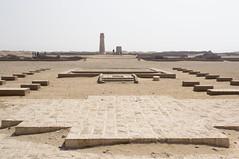 Small Aten Temple (plingthepenguin) Tags: ancientegypt egypt amarna