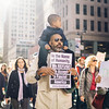 Fight to live in the future not relive the past (Rickxcalde) Tags: notmypresident fight future newyork peace newyorker people street world united protest history 2016 passion crowd portrait nyc nycphotography action
