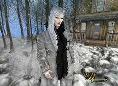 winter alone ( ziel ia ) Tags: winter alone pale male guy elegant