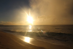 IMG_1417 (michelleingrassia) Tags: banzaipipeline northshore oahu hawaii hi sunset beach