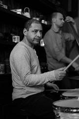 20161116-210401 (cmxcix) Tags: atanaspopov boristaslev curlyphotography jazz music nikon nikond750 nikonfx teahouse wednesdayjazz indoors sofia sofiacity bulgaria bg