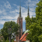 """Archikatedra św. Jana Chrzciciela we Wrocławiu // Wrocław Cathedral<a href=""""http://www.flickr.com/photos/28211982@N07/20044008473/"""" target=""""_blank"""">View on Flickr</a>"""