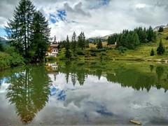 San Pellegrino (neuromancer99) Tags: panorama mirror trentino
