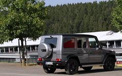 Mercedes-Benz G 500 Edition 35 W463. (Tom Daem) Tags: 1 g mercedesbenz formula 500 35 edition spa francorchamps 2015 w463