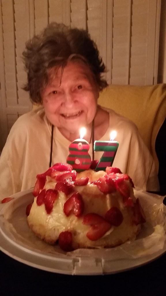 20150820_204153 (urdarntootin) Tags: birthday cake mom candles carol ...