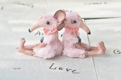 DSC_0679 (ratberrytoys) Tags: art toy rat handmade bjd ratberry
