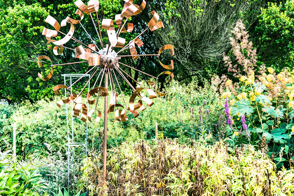 SCULPTURE IN CONTEXT 2015 AT THE NATIONAL BOTANIC GARDENS [UNOFFICIAL PREVIEW] REF-107304