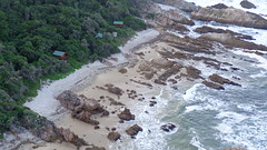 Andr Huts - Otter Trail (Rckr88) Tags: ocean travel trees sea beach nature water forest southafrica outdoors coast sand waves wave coastal greenery coastline wilderness gardenroute tsitsikamma easterncape ottertrail rockycoastline tsitsikammanationalpark
