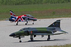First in Flight RC Rally 2015 - F-4 Phantom II (John. Romero) Tags: radio plane canon airplane photography fly flying photo nc airport control aircraft aviation air rally flight jet first hobby airshow planes carolina wilson remote tamron rc flyin fif