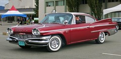 1960 Dodge Polara (Custom_Cab) Tags: door red 2 hardtop car dodge 1960 polara 2door