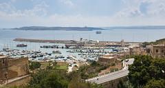 Mgarr Harbour With Views Across To Comino and Malta (Chris J Hart) Tags: malta gozo comino mgarr