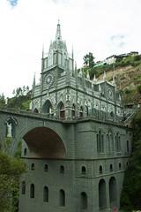Santuario de las lajas - Templo 3
