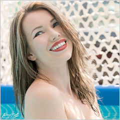 Nicky in the Pool (Peter Heuts) Tags: water pool swimming nude photography wasser akt fotografie zwembad sony nackt full peter 99 frame alpha nicky piscine naakt a99 sal70200g heuts peterheuts