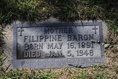 _PJB7478 (Peter Baer) Tags: cemetery northdakota mandan baron filippine unioncemetery mandanunioncemetery