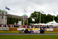 1990 WILLIAMS RENAULT FW13B (dale hartrick) Tags: williams renault fw13b