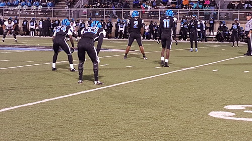 "Woodland Hills vs. Upper St. Clair - Oct 2, 2015 • <a style=""font-size:0.8em;"" href=""http://www.flickr.com/photos/134567481@N04/21889632492/"" target=""_blank"">View on Flickr</a>"