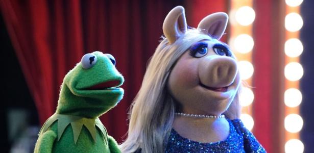 Com Kermit e Piggy separados, nova série dos Muppets estreia no Brasil