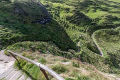 Coastal Path near Port Quinn Cornwall (Neil Baldwin) Tags: croyde devon neilbaldwin public autumn cloudporn clouds cornwall holiday landscape polzeath seascape seaside httpneilbaldwinnet