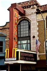 Kansas - Arcada Theatre - Saint Charles IL (Meridith112) Tags: autumn music fall sign rock illinois nikon october midwest theater theatre il kansas neonsign kanecounty rockandroll neonsigns saintcharles holdon 2015 pointofknowreturn arcada dustinthewind arcadatheater nikon2485 carryonwaywardson kansastheband ronnieplatt nikond610