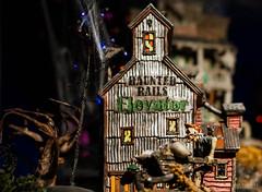 The Elevator (The Mr and The Mrs) Tags: halloween scary nikon village tennessee elevator haunted spooky pigeonforge greatsmokymountains halloweenvillage wwwthemrandthemrscom hauntedrailselevator