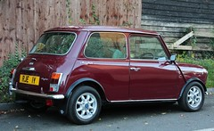 RJE 1Y (2) (Nivek.Old.Gold) Tags: mini rover automatic 1991 mayfair 998cc
