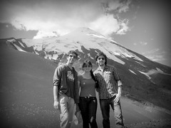 En la cima del volcn (lvaro M. Carreo) Tags: febrero2011