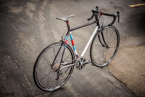 Cory's Road Bike