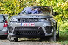 Land Rover Range Rover Sport SVR (Maxim Doolaard Automotive Photography) Tags: sport belgium rover knokke land landrover range rangerover rangeroversport supercar supercars svr heist knokkeheist sportsvr