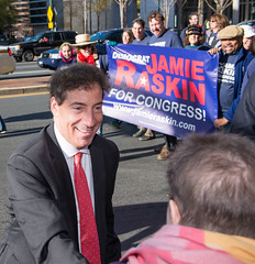 Maryland State Senator Jamie Raskin Greets the Crowd at the Thanksgiving Parade (scattered1) Tags: thanksgiving county people holiday smile silver spring md downtown jamie banner maryland parade celebration event congress shake politician montgomery silverspring campaign democrat greet supporters dtss 2015 statesenator rasking downtownsilverspring jamieraskin montgomerycountythanksgivingparade paradecountythanksgivingparade