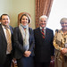 Valeria Gontareva meets with Minister of State for International Development Desmond Swaine