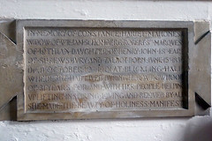 Blickling, Norfolk, UK (mira66) Tags: church monument memorial 1901 marchionessoflothian standrew blickling norfolk england