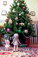 New Year's Story 3 (AnnaZu) Tags: christmas new tree climb year celebration story elf presents amelie fairyland lilu littlefee pukifee