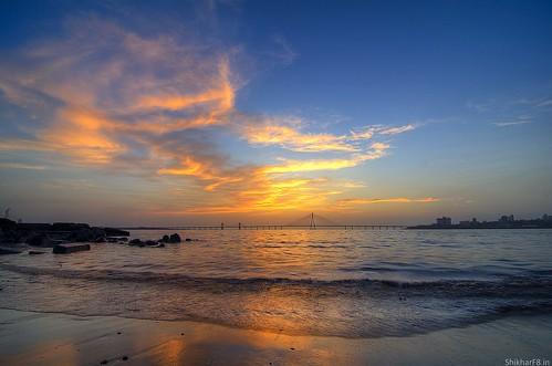 Mahim beach