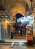 Old City Night Corridor (Packing-Light) Tags: street night israel alley palestine muslim jerusalem religion middleeast pedestrian christian arab jewish orthodox israeli oldcity levant