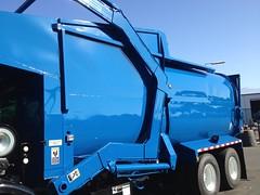 Autocar WX64-Elliptical FL (Scott (tm242)) Tags: classic trash dumpster truck garbage side debris rear disposal front bin management rubbish trucks fl waste refuse recycle loader recycling load hopper rl haul msl amrep