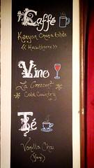 Drink Menu - 12.22. 2015 (Kayakman) Tags: coffee menu wine tea chalkboard hawthorne yogitea drinkmenu coldcountry