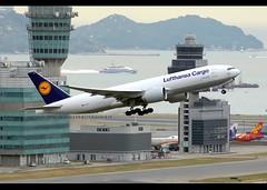 Boeing   777-FBT   Lufthansa Cargo   D-ALFC   Hong Kong   HKG   VHHH (Christian Junker   Photography) Tags: nikon nikkor d800 d800e dslr 70200mm teleconverter aero plane aircraft boeing b777fbt b777200lrf b777200f b77f b777 b772 b777f b772lrf b777200 lufthansacargo lh gec lh8471 gec8471 lufthansacargo8471 dalfc staralliance 你好中国 nihaochina cargo freighter heavy widebody triple7 departure takeoff 07r gearup airline airport aviation planespotting 41676 1178 416761178 hongkonginternationalairport cheklapkok vhhh hkg clk hkia hongkong sar china asia lantau scenichill christianjunker flickrtravelaward flickraward zensational hongkongphotos worldtrekker superflickers