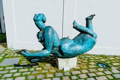 _DSC4552 (Abiola_Lapite) Tags: travel sculpture art spring prague kunst skulptur prag praha czechrepublic d800 プラハ 2015 チェコ共和国 museumkampa tschechischenrepublik 2470mmf28g