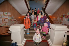 03. Humanitarian assistance for refugees at Svyatogorsk Lavra / Раздача гуманитарной помощи беженцам Лавры
