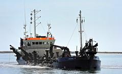 Na Ria Formosa 2015 - O 'Viking R' 01 (Markus Lske) Tags: portugal algarve formosa ria riaformosa olhao olho lueske lske