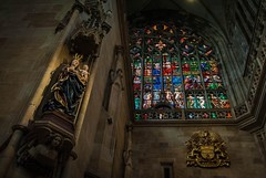 PRAHA - cattedrale di S. Vito (giulianasciacqua) Tags: colours prague prag praha praga architettura ceskarepublika cattedrale gotico repubblicaceca cattedraledisanvito