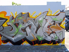 Jame - Stavanger 2007 (Airone THP TNB) Tags: norway graffiti stavanger jame thp norwaygraffiti stavangergraffiti thpcrew