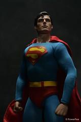 Superman (PowerPee) Tags: toy actionfigure superman clarkkent christopherreeve hottoys toyphotography photoygraphy nikond750