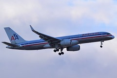 N602AN (thokaty) Tags: dallas dfw boeing americanairlines bos aa 757 bostonloganairport b757 b757200 b752 n602an aa2188