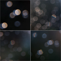 'A winter's day - in a deep and dark December' Paul Simon (alanhitchcock49) Tags: home window collage december day 21 bokeh mosaic raindrops pane shortest redditch 2015