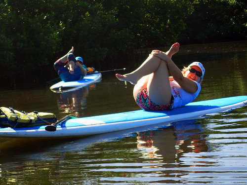 12_26_16 paddleboard Yoga Sarasota FL 14