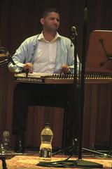 Marouane Hajji & Ikhwan Al-Fann (2016) 07 (KM's Live Music shots) Tags: worldmusic morocco samaa sufimusic andalusimusic arabicmusic marouanehajji qnnkanun zither transcenderfestival miltoncourt