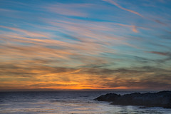 Point Lobos after sunset (adamkmyers) Tags: pointlobos bigsur sunset